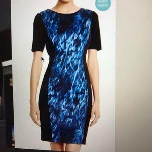 NEW Tahari Allison Dress in Size 4